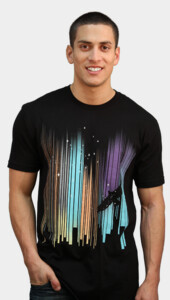 Northern City Lights T-Shirt