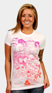 The Imaginary Friends T-Shirt
