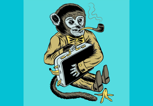 Monkey Business  Artwork