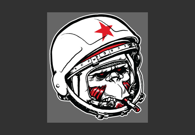 Limited Edition - Cosmonaut V2  Artwork