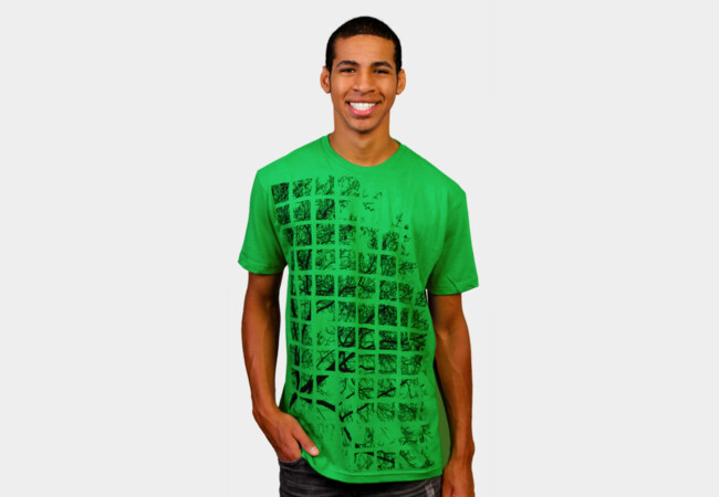 Sprouting T-Shirt - Design By Humans