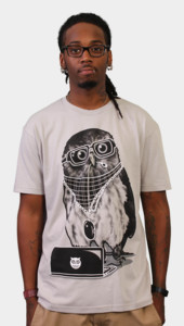 Limited Edition - Smart Owl  T-Shirt