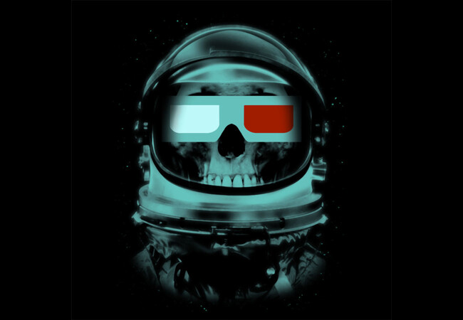 Dead Spaceman  Artwork