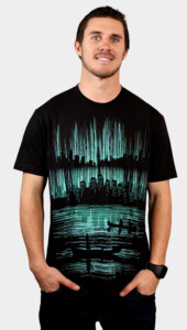 -=voyage to toxin city=- T-Shirt