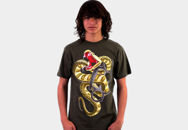 Battlesnake! T-Shirt - Design By Humans