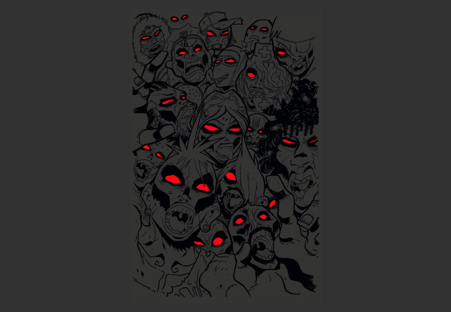 Limited Edition - Zombi Zombie  Artwork