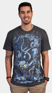 Defender of the Deep T-Shirt