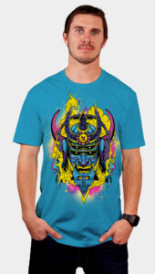 Romantic of Electronic Samurai T-Shirt
