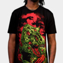 ImaBLogan wearing Jurrasic Zombie 2 by wolfinger