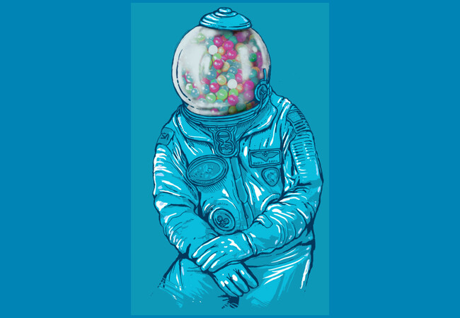 Limited Edition - Gumballs  Artwork