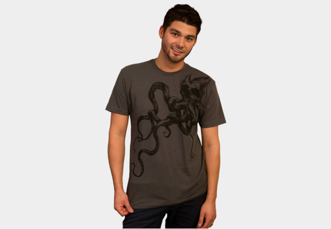 Skulltapus T-Shirt - Design By Humans