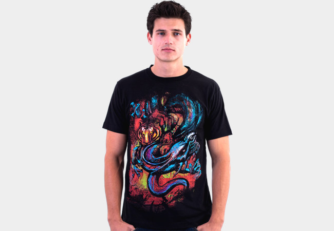 WinterTale T-Shirt - Design By Humans