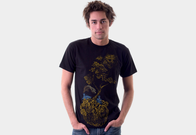 Lonely Planet T-Shirt - Design By Humans