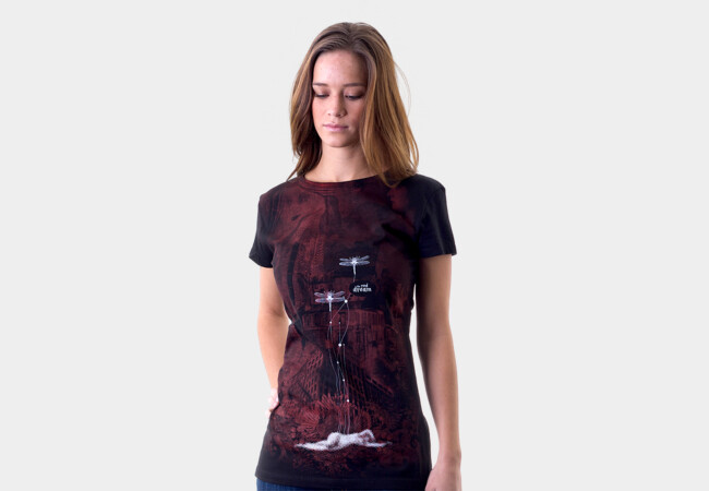 The red dream T-Shirt - Design By Humans