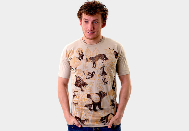 Wild Things T-Shirt - Design By Humans