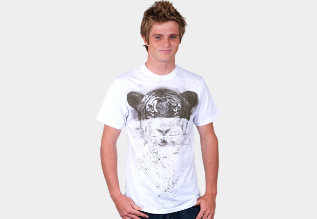 Caspian Tiger (1947) T-Shirt - Design By Humans