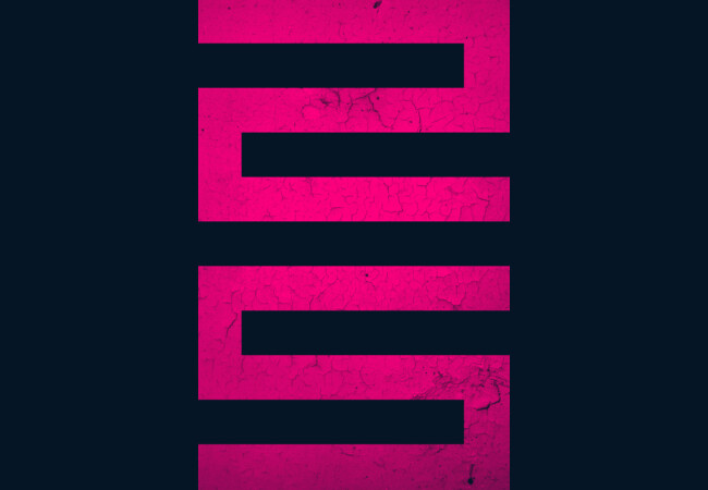 25 : Pink Condensed  Artwork