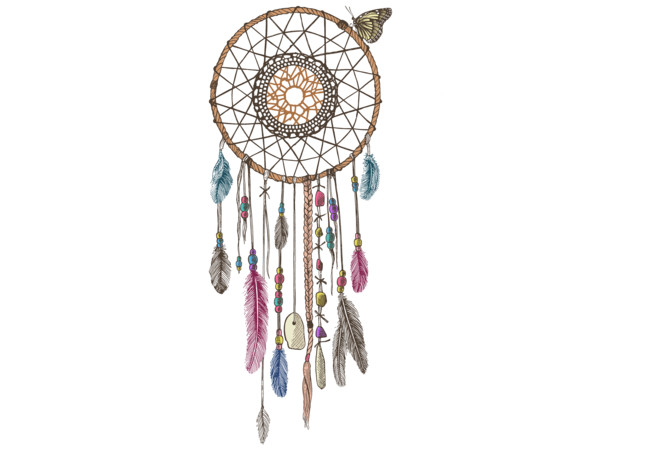 Dream Catcher  Artwork