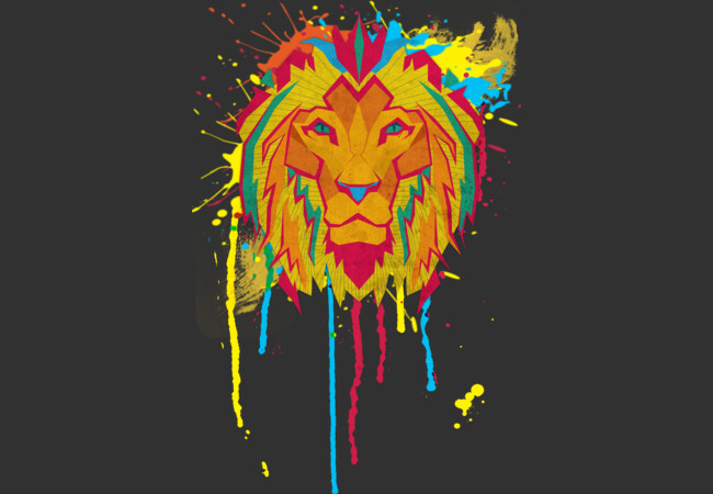 Cat Theory - Lion  Artwork