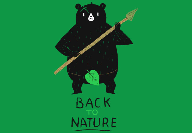 back to nature  Artwork