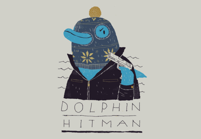 dolphin hitman  Artwork