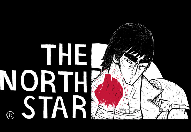 the north star  Artwork