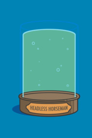 Headless horseman's jar