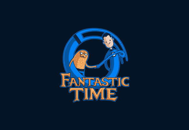Fantastic Time  Artwork
