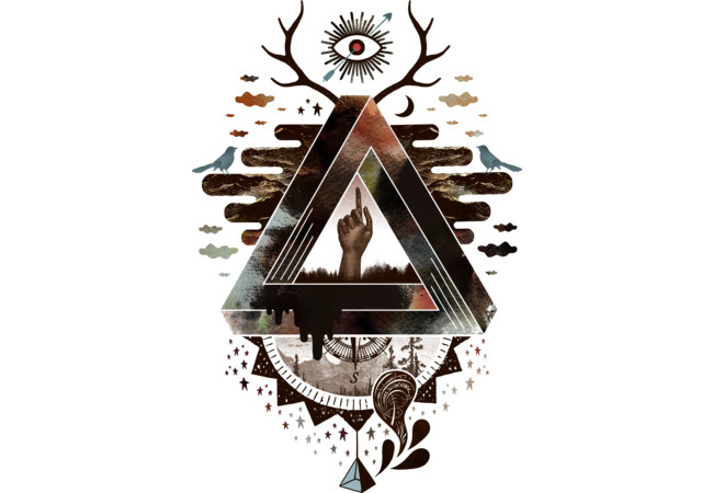 All Impossible Eye  Artwork