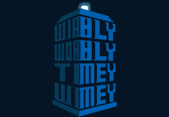Wibbly wobbly  Artwork