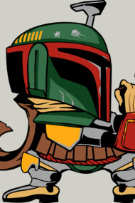 Fighting Fett