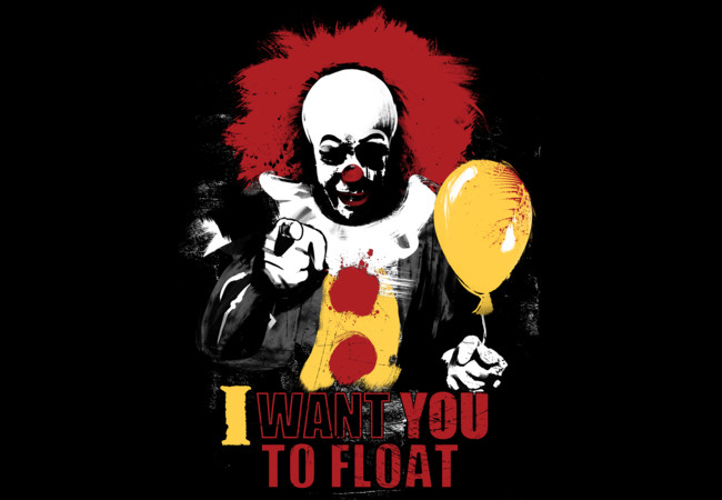 We All Float!  Artwork