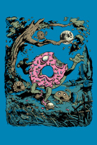 Night of the Undead Doughnuts