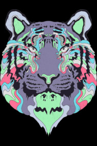 Technicolor Tiger