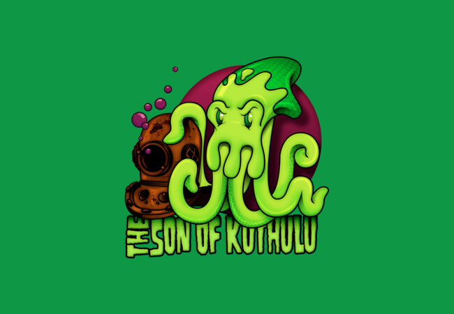 The Son of Kuthulu  Artwork