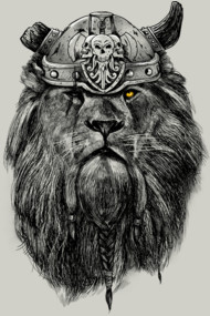The eye of the Lion Vi/king