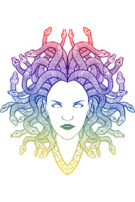 Medusa (color)