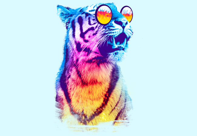 Tiger Breeze  Artwork