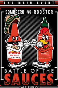 Battle Of The Sauces