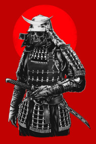 Samurai warrior