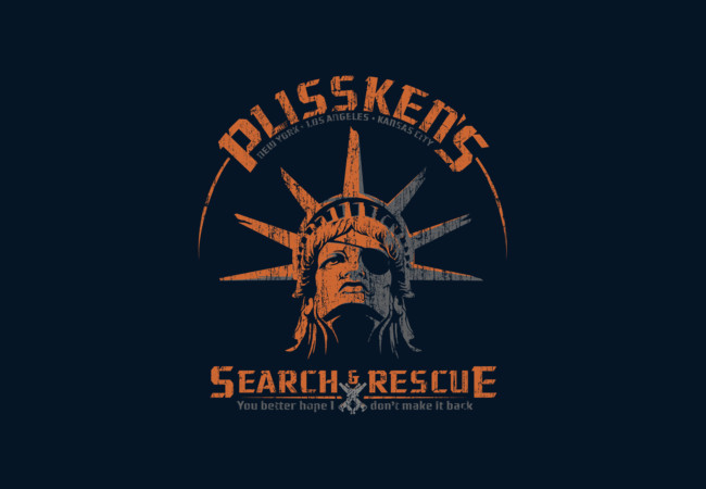 Plisskens Search and Rescue  Artwork