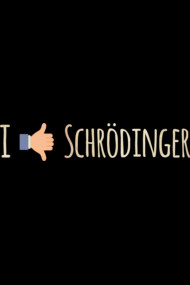 I Like / Dislike Schrödinger - Funny Physics Geek