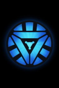 Superheroes / Mark VI Arc Reactor / Nerd & Geek