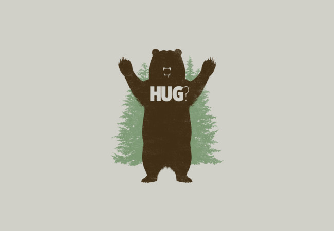 Bear Hug?  Artwork