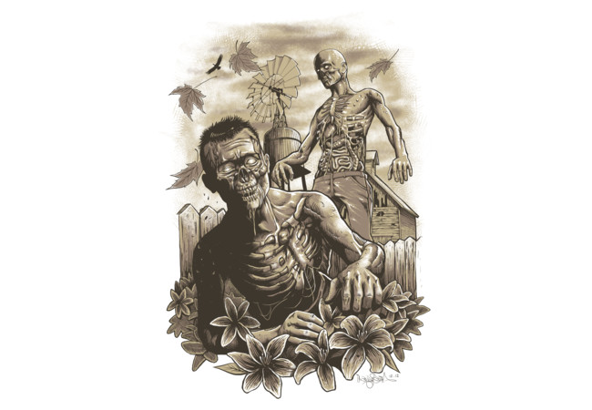 Backyard Zombies  Artwork