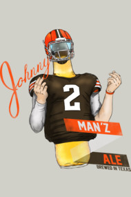 Johnny Man'Z Ale