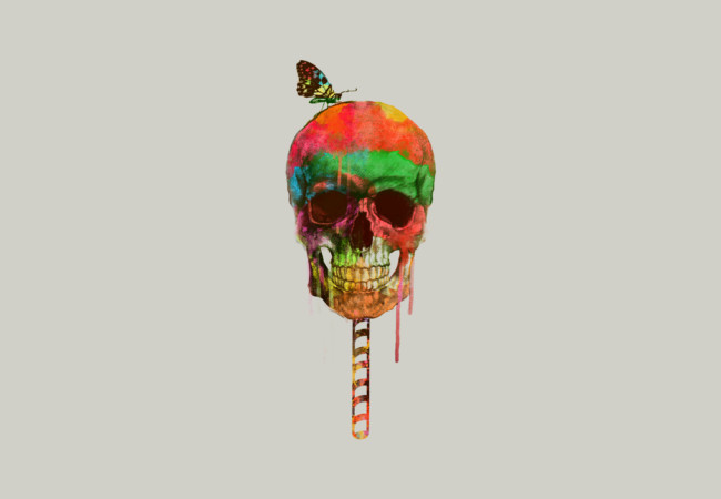 Skull_Candy  Artwork