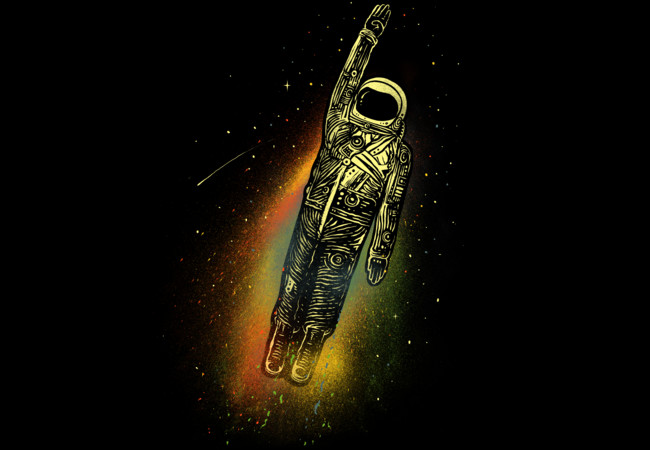 Space flight  Artwork