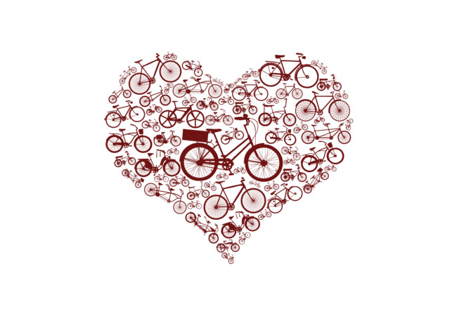 Bike Love  Artwork