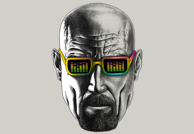 Groovy Mr. White  Artwork